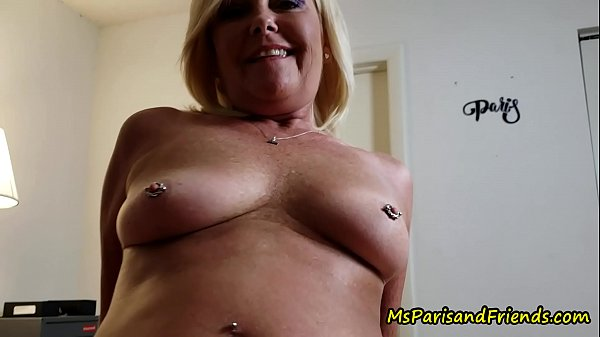 Fun Times Visiting My Horny Aunt Paris