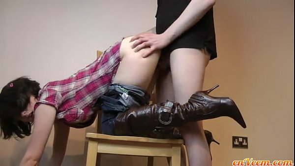 Cowgirl passioned sex and creampie