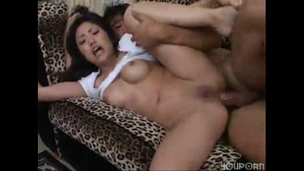 Asian in white undies