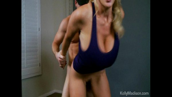 Kelly Madison Promotes The Jack Weight Handjob Exercise