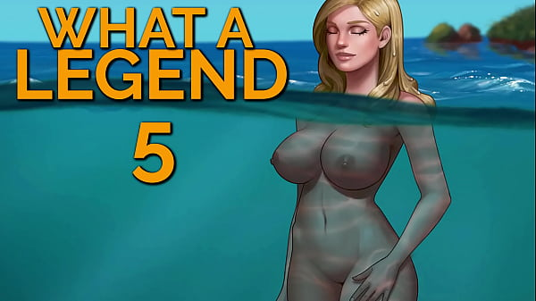 WHAT A LEGEND #05 - A naughty fairy tale