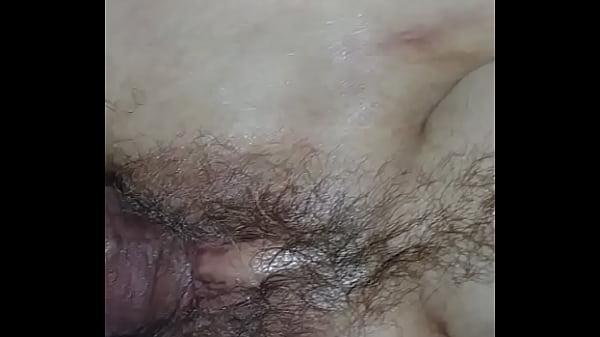 My cock into moms vagina