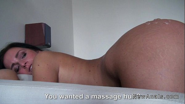 Juicy ass amateur girlfriend anal fucks
