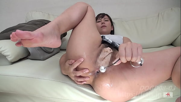 Dog Sniffing Beauty Witch 6 No.3 Self-sniffing masturbation, anal uncensored !!(FETIS.JP)