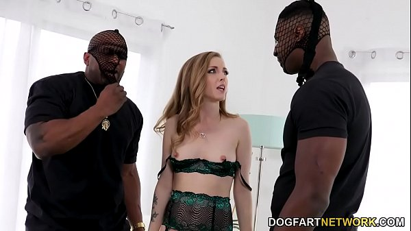 While Daddy Is At Work Karla Kush Finds Black S...