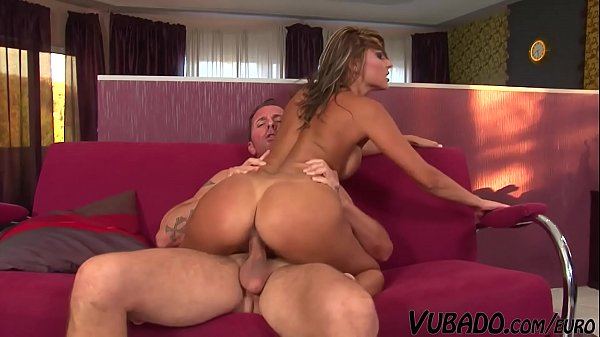 European Step Sis Getting Fucked By A Big Dick