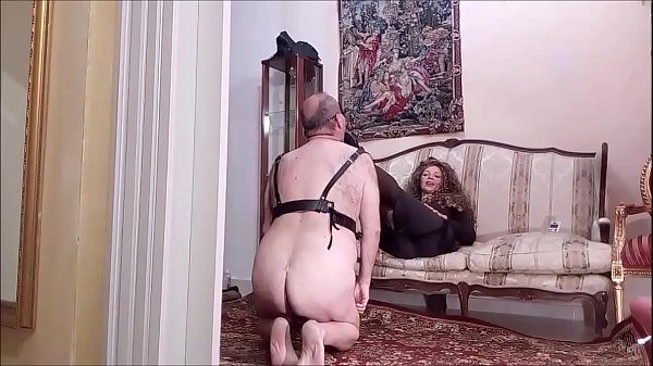 Mistress Mara Osn and Andrew
