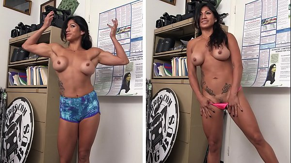 BANGBROS - Ripped Fitness Instructor Xo Rivera Gives Us A Private Session