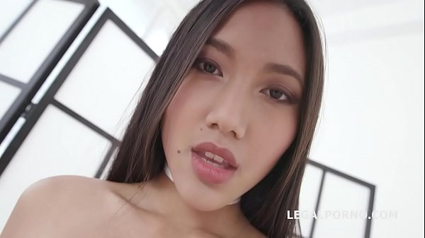 Balls Deep May Thai meets Dylan Brown for Balls Deep Anal, ATM, Gapes, Creampie, Messy Cumshot & swallow GIO863