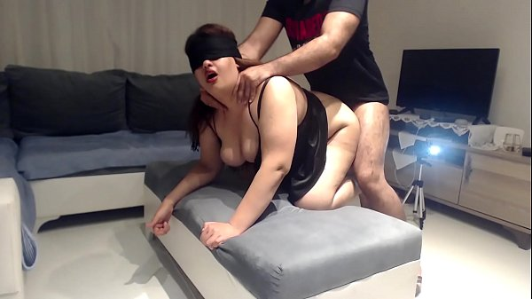 I FUCKED BLINDFOLDED WOMAN IN THE ASSHOLE !