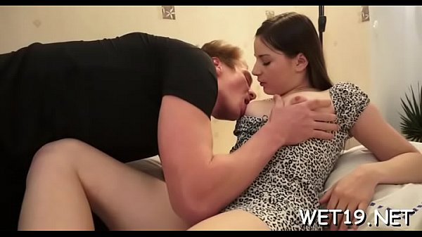 Honey is moaning wildly from dudes pussy thrashing act
