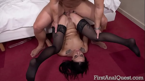 Huge Creampie for Inked & Insatiable Alisa Kovi