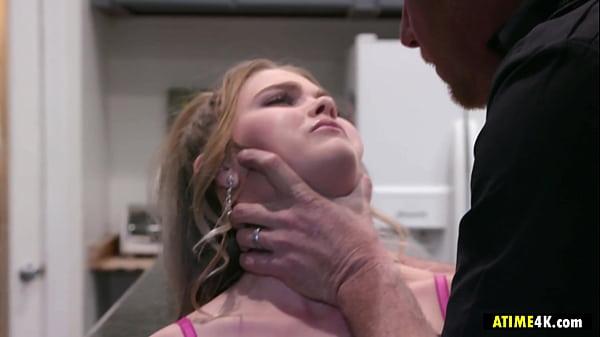 Blonde bombshell Brooke Karter fucked