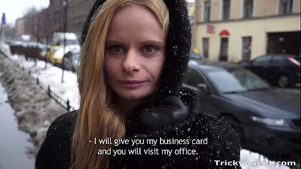 Tricky Agent - Perfect pussy Nataliya debut