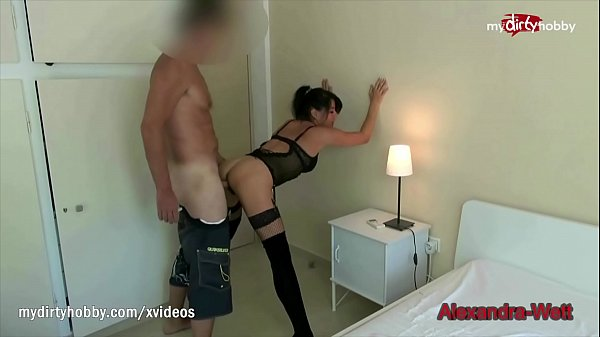 My Dirty Hobby - Hot fuck with mature brunette