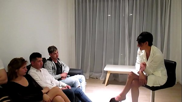 b. ANAL SEX AND ORGY IN THERAPY