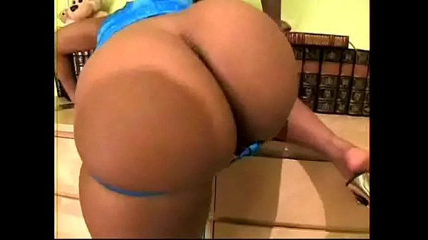 Thick cutie shaking booty