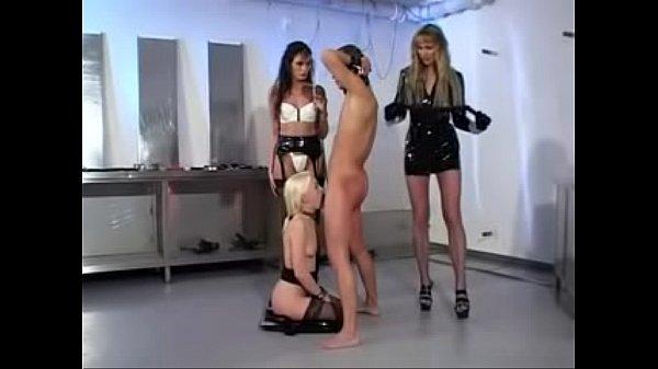 Mistress and 3 slave - blowjobcamsonline.com Thumb