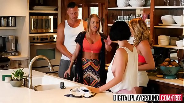 DigitalPlayground - Couples Vacation Scene 3 Br...