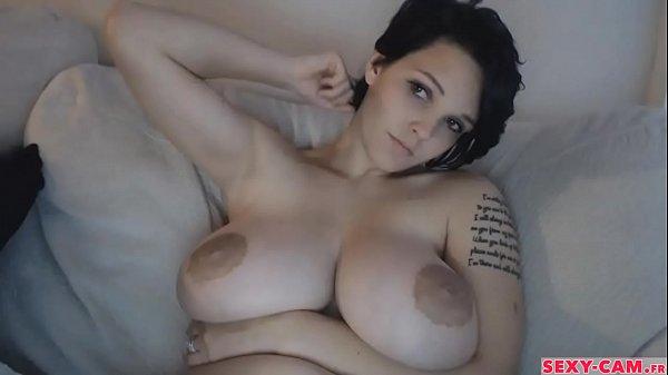 Gorgeous boobs girl webcam show - sexy-cam.fr