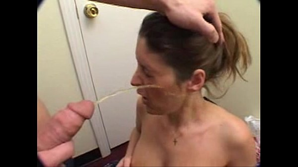Katanya Blade pissed on face