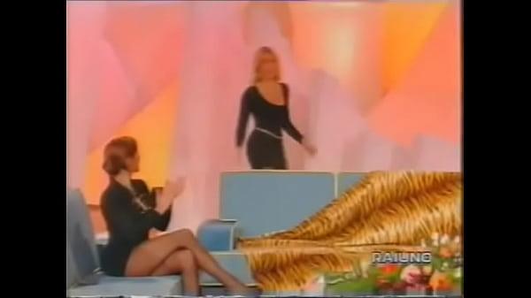 Simona Tagli e Sabrina Salerno 2