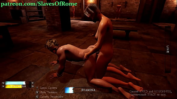 Slaves Of Rome Game - Male Sex Slave Gets Dommed Thumb