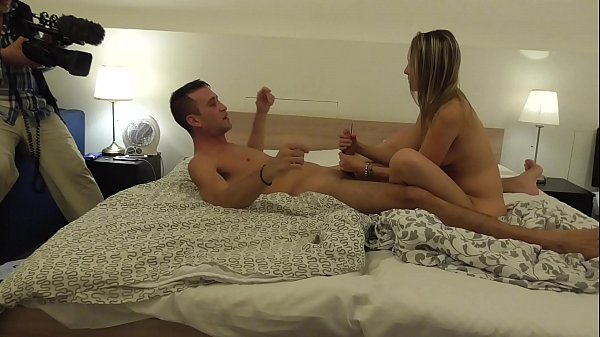 BLUE ANGEL and KAI TAYLOR POV Fucking, sucking, rimming and riding. REALITY Real couples
