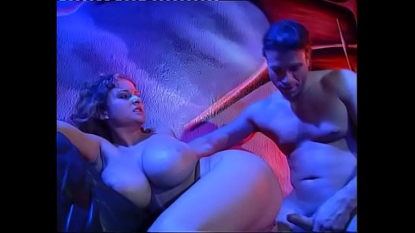 Stunning girl with incredible huge boobs gets f...