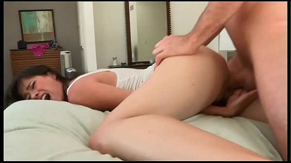 Young widow gets anal fucked