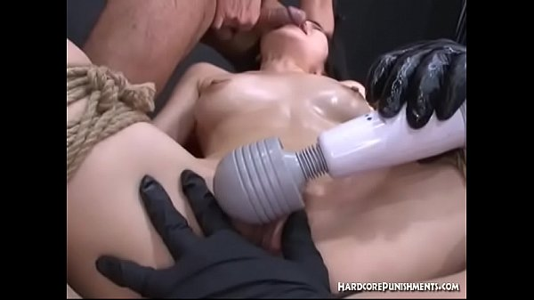 Hardcore Three On One BDSM Group Fuck Session With Dildos And Vibrators
