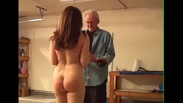 Whipping a naked girl Thumb