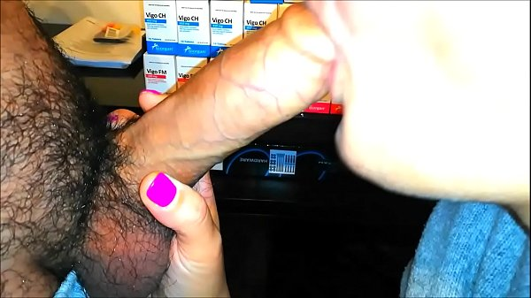 Perfect BlowJob with hot wife Sucking huge dick...