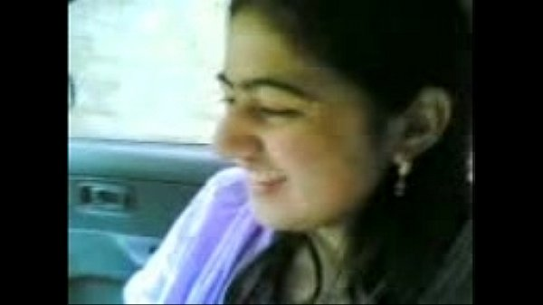 Anjali Bank officer homely wife boob squezed pu...
