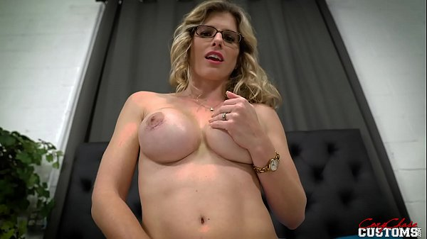 Alone in a Hotel Room with my Busty Step Mom and She wants Anal - Cory Chase