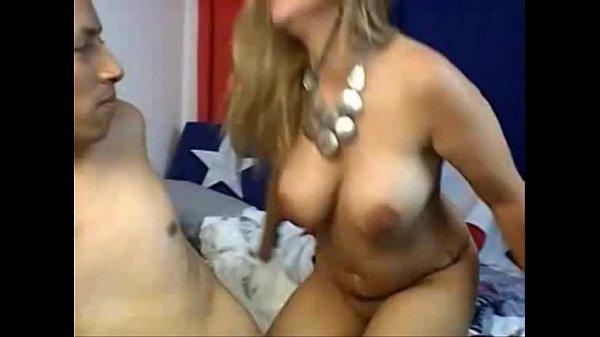 """Marlen Doll Pornstar Chilena """"Felicitaciones a la Roja! sex cam en vivo"""