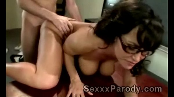 Slutty teacher gets smashed by gifted student in parody