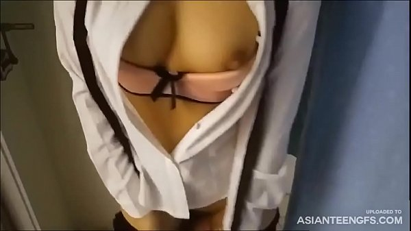 Viral Asian scandal NEW leaked clothed office sex with coworker