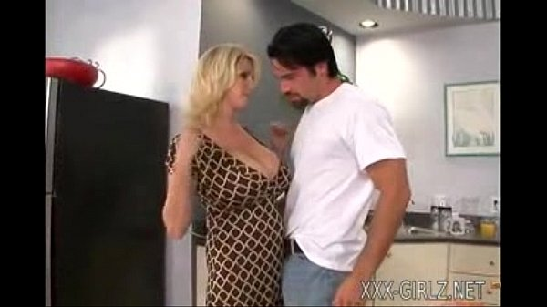 Busty MILF with Big Boobies giving her Pussy for a Hard Fuck, SHE NEEDS IT Thumb