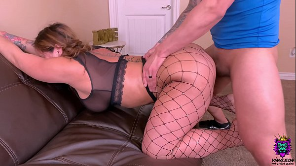 Real Amateur wife gets dick from her husband be...