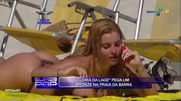 Fernanda Abraao - Garota da Lage - Gostosa na P...