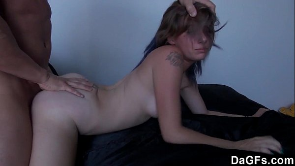 This tattooed slut really pleases her man