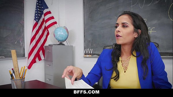 BFFS - Brazlian Teacher Fucked and t. By Students Thumb