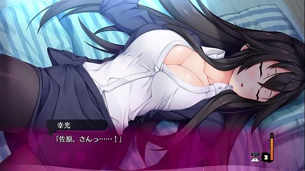 BUKKAKE hentai game 10