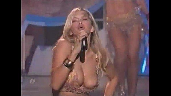 Russian pop stars group ВИА ГРА , erotic public show