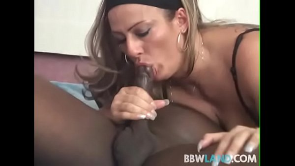 Big Booty Amateur Wife Has Her First Big Black Cock