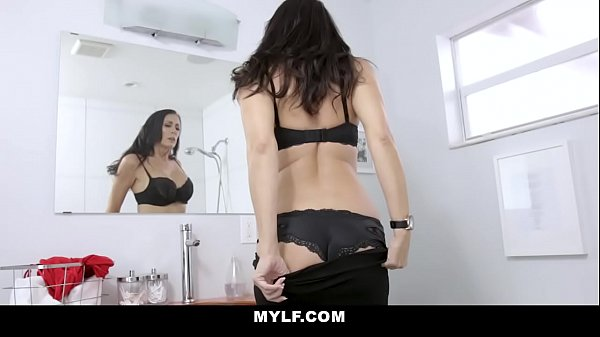 MYLF - Mom (Reagan Foxx) Spreads Her Pussy Lips For Attention From Her Step Son