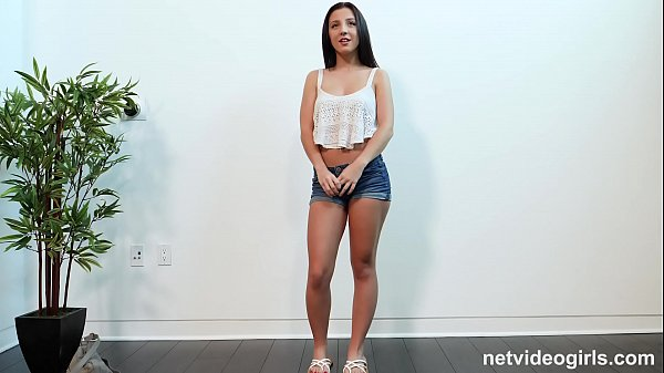Tight Latina Pussy Fucked During Audition
