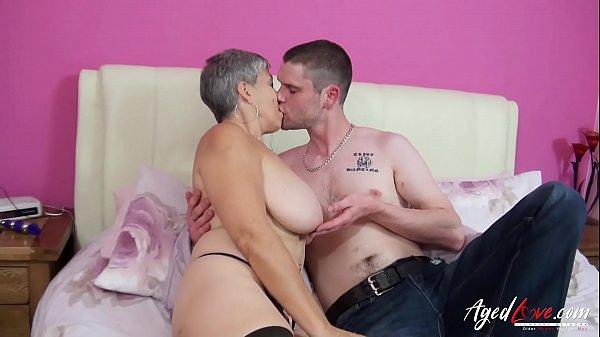 AgedLovE Mature Lady Savanna Fucks Horny Lover Thumb