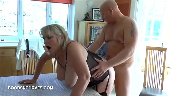 Husband has no choice but to sit and watch
